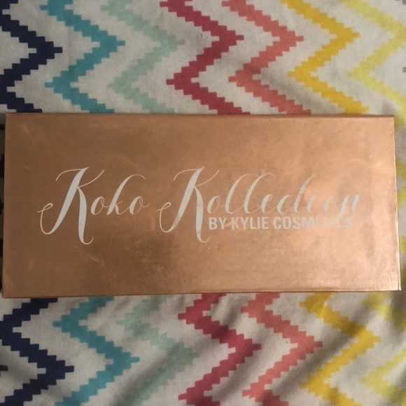 Kylie Cosmetics Other - Kylie face pallet-Koko collection